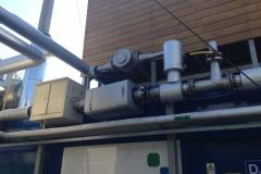 Kazokiškių sąvartyno biodujų surinkimo sistema