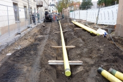 Klaipėdos gatvės rekonstrukcija Vilniuje